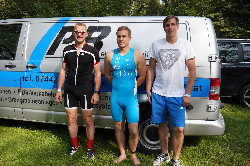 Ausee Triathlon August 2016